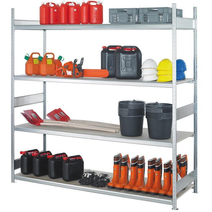 Stellingen Voor Garage.Rekken En Ladekasten Werkplaats Opbergkasten Industrie Rekken